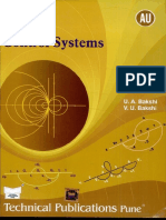 Control Systems By Bakshi Ebook