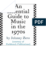 An Essential Guide to Music in the 1970s
