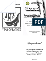 Grad Liturgy 2013