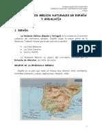 u 6 Los Medios Naturales de EspaNa y AndalucIa