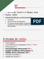 MMPI 2 RF