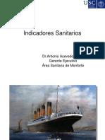 TEMA 6 - Salud Publica Indicadores