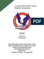 Referat Oftalmia Neonatorum
