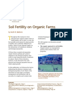 Soil Fertility on Organic Farms