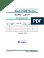 SV-32LCD Service Manual Rev 00