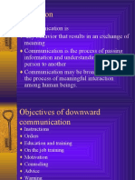 Basic Elements of Communication