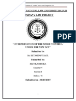 Company Law (2)