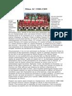 Milan AC 1988-89