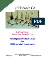 Marcinkiewicz mouthpieces