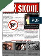 Rok Skool Newsletter May 2010