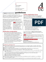 Application Guidelines 2015 2016