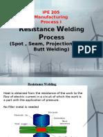 L3-Resistance Welding Process