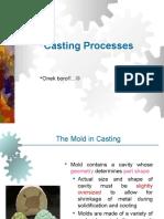 L7 Casting Processes