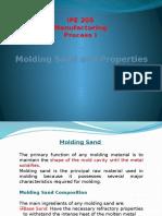 L8 Molding Sand