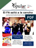 El Popular 341 Órgano de Prensa Oficial del Partido Comunista de Uruguay