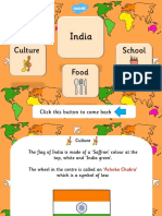 T2 G 218 India Information Powerpoint
