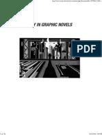 the city in grafic novels