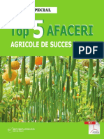Top 5 Afaceri Agricole
