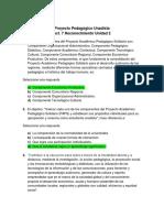 138936612 Act 7 Reconocimiento Unidad 2 Proyecto Pedagogico Unadista Docx