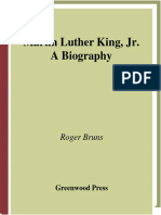 Greenwood Biographies - Martin Luther King, Jr