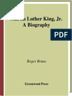 Greenwood Biographies - Martin Luther King, Jr