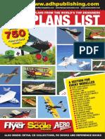 Free Plans Catalogue