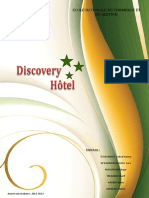 Discovery Hôtel 1