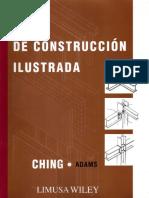 Libro Guía Construcción Ilustrada (Ching, Adams) RESIST MAT
