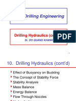 5B Hydraulics Cont'd