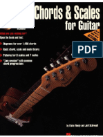 Chords & Scales for Guitar (CLEANED)