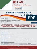 Il rapporto tra fisco e contribuente in sede amministrativa e giudiziaria