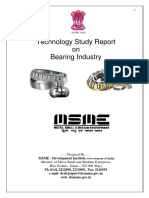 Bearing Technology Report