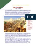 Egito Poder e Magia
