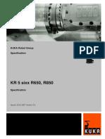 KUKA KR5sixx Spezifikation En
