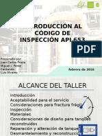 Presnt API 653