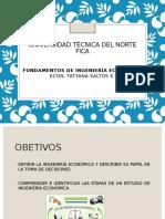 1. Fundamentos de Ingenería Económica