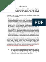 Arguments Legal Forms
