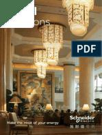 Scneider - Hotel Solutions 2009