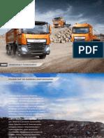 DAF Construction Brochure 2014 PL