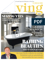 Yorkshire Living - September 2015 UK