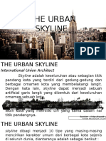 The Urban Skyline (Dpk)
