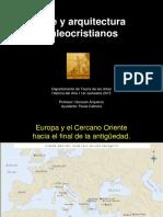 Arquitectura_paleocristiana universidad de chile
