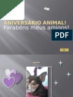 Aniversário Animal!