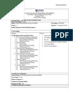 1. PBL Planning