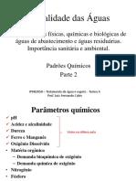 Aula 4 - Qualidade Das Águas Químicos_2