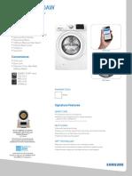 Samsung Washer Spec 88727696288