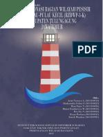 Laporan Pendahuluan Rencana Zonasi Wilayah Pesisir Dan Pulau-Pulau Kecil Kab Tulungagung II