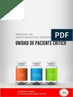 Manual de medicamentos endovenosos unidad de paciente critico- Hospital Dr. Exequiel Gonzalez Cortes. 2012 (1).pdf