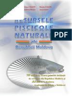 Resursele Piscicole Naturale ale Republicii Moldova
