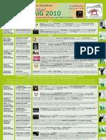 Programación Mayo 2010